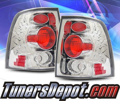 KS® Altezza Tail Lights - 03-06 Ford Expedition