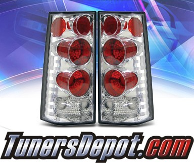 KS® Altezza Tail Lights - 03-08 GMC Savana Van