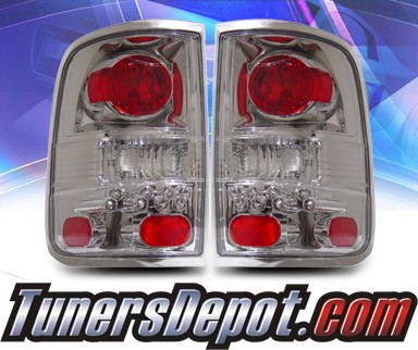 KS® Altezza Tail Lights - 04-08 Ford F-150 F150