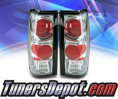 KS® Altezza Tail Lights - 82-93 Chevy S-10 S10