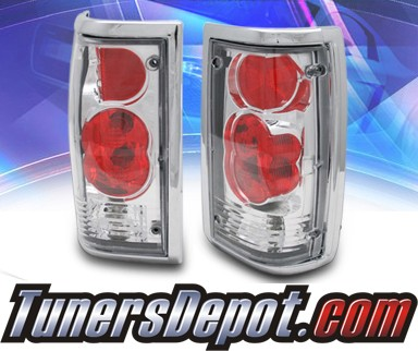 KS® Altezza Tail Lights - 86-93 Mazda B2600 Pickup