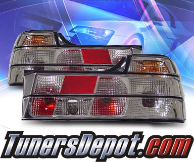 KS® Altezza Tail Lights - 88-94 BMW 740i E32