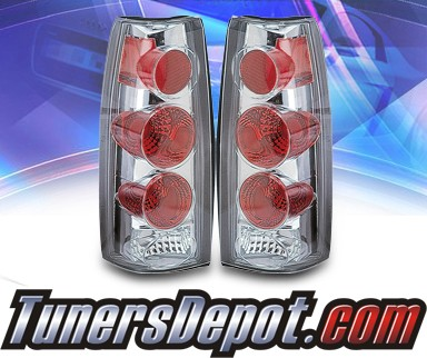 KS® Altezza Tail Lights - 92-94 Chevy Blazer Full Size
