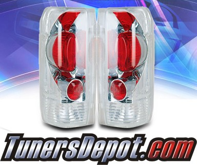 KS® Altezza Tail Lights - 92-98 Ford F-250 F250 Super Duty