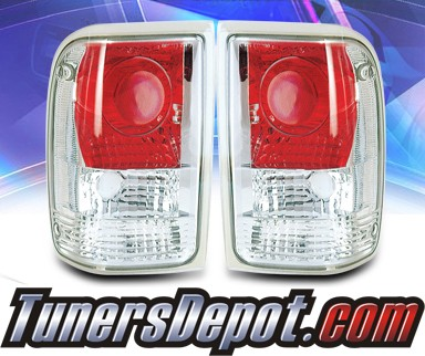 KS® Altezza Tail Lights - 93-97 Ford Ranger
