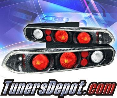 Ks Altezza Tail Lights 94 01 Acura Integra 2dr Gen 2 03 Ai9401tla2dg2cf