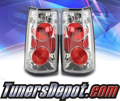 KS® Altezza Tail Lights - 94-97 Honda Passport