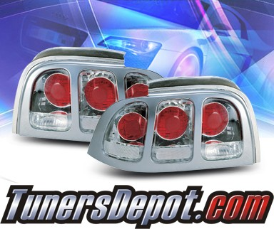 KS® Altezza Tail Lights - 94-98 Ford Mustang