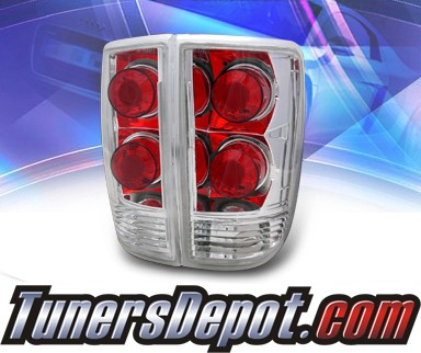 KS® Altezza Tail Lights - 95-04 Chevy S10 S-10 Blazer