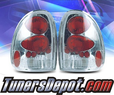 KS® Altezza Tail Lights - 96-00 Plymouth Voyager
