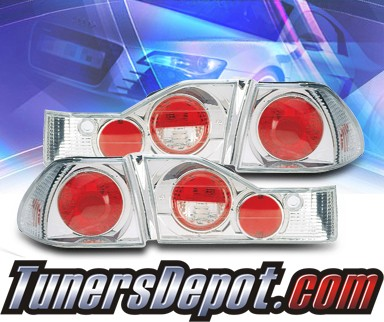 KS® Altezza Tail Lights - 98-00 Honda Accord 4dr.