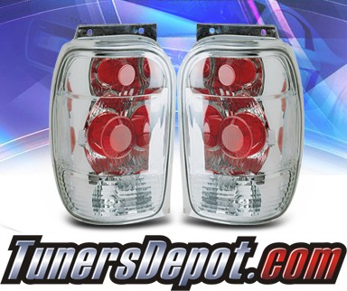 KS® Altezza Tail Lights - 98-01 Mercury Mountaineer