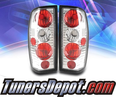 KS® Altezza Tail Lights - 98-04 Nissan Frontier