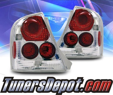 KS® Altezza Tail Lights - 99-03 Mazda Protege 4dr.