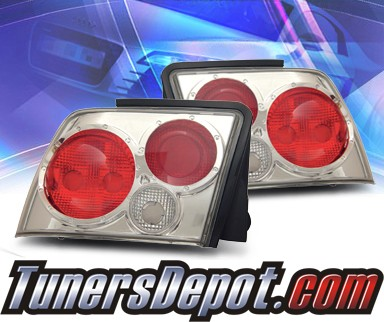 KS® Altezza Tail Lights - 99-04 Ford Mustang