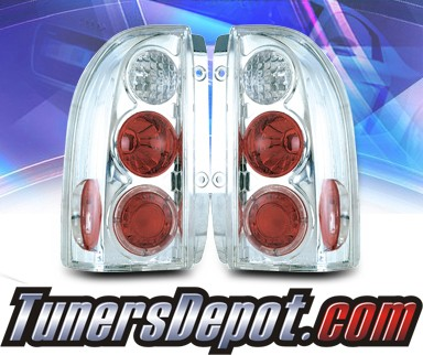 KS® Altezza Tail Lights - 99-04 Suzuki Grand Vitara