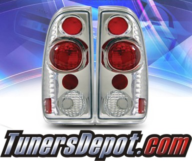 KS® Altezza Tail Lights - 99-06 Ford F-350 F350 Super Duty
