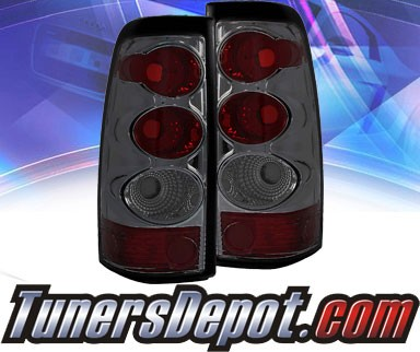 KS® Altezza Tail Lights (Smoke) - 03-06 Chevy Silverado