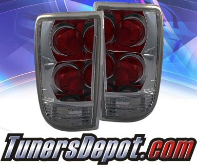 KS® Altezza Tail Lights (Smoke) - 95-00 Chevy Blazer