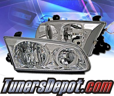KS® Crystal Halo Headlights - 00-01 Toyota Camry