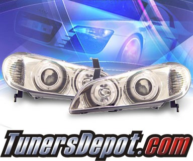 KS® Halo Projector Headlights  - 00-04 Infiniti I30
