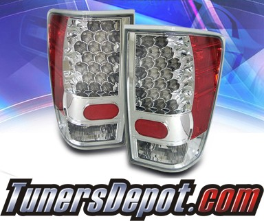 KS® LED Tail Lights - 04-09 Nissan Titan