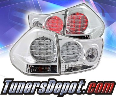 KS® LED Tail Lights - 05-06 Lexus RX330
