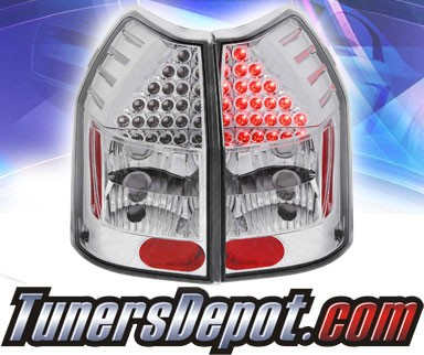 KS® LED Tail Lights - 05-08 Dodge Magnum