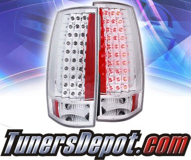 KS® LED Tail Lights - 07-13 Chevy Suburban (G4)