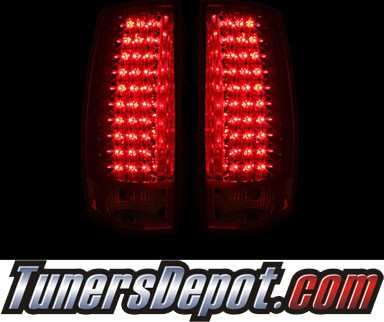 KS® LED Tail Lights - 07-13 Chevy Tahoe (G4)