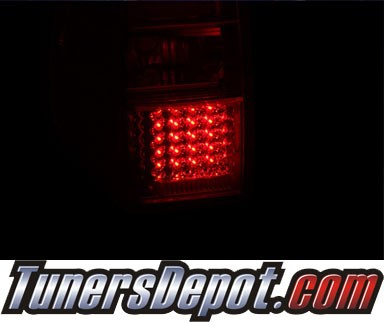 KS® LED Tail Lights - 07-13 Ford Expedition
