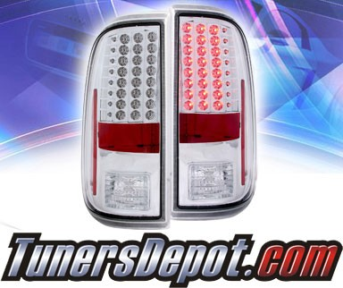 KS® LED Tail Lights - 08-13 Ford F-250 F250 Super Duty