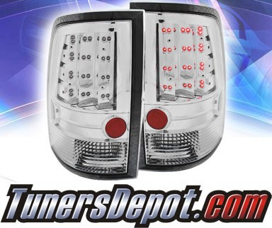KS® LED Tail Lights - 09-16 Dodge Ram Pickup