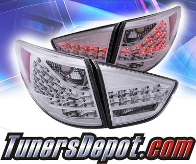 KS® LED Tail Lights - 10-11 Hyundai Tucson
