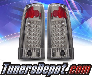 KS® LED Tail Lights - 92-94 Chevy Blazer Full Size