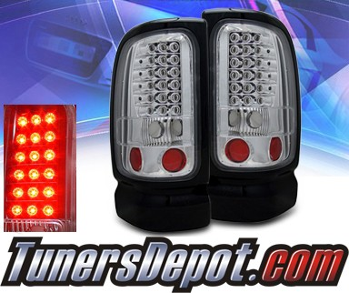 KS® LED Tail Lights - 94-01 Dodge Ram