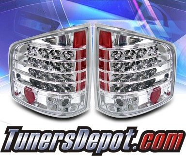 KS® LED Tail Lights - 94-04 Chevy S-10 S10