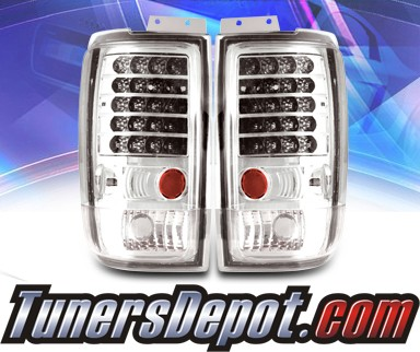 KS® LED Tail Lights - 97-02 Ford Expedition