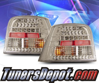 KS® LED Tail Lights - 99-04 VW Volkswagen Golf IV