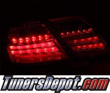 KS® LED Tail Lights (Gen 2) (Red/Clear) - 07-09 Toyota Camry