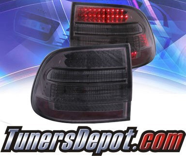 KS® LED Tail Lights (Smoke) - 03-06 Porsche Cayenne