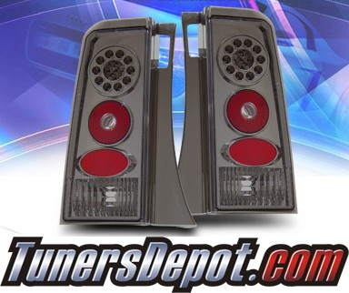 KS® LED Tail Lights (Smoke) - 03-07 Scion xB