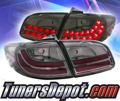KS® LED Tail Lights (Smoke) - 07-11 Hyundai Santa Fe