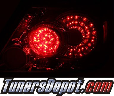 KS® LED Tail Lights (Smoke) - 08-10 Scion tC