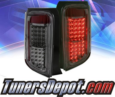 KS® LED Tail Lights (Smoke) - 08-10 Scion xB