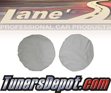 Lanes® Professional Car Care Products - 10&quto; Terrycloth Applicator Bonnets - 2 Pack