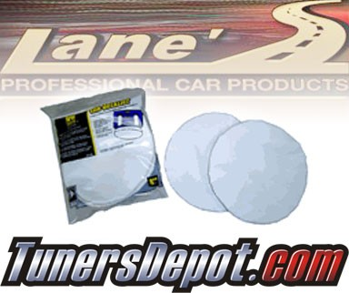 Lanes® Professional Car Care Products - 8