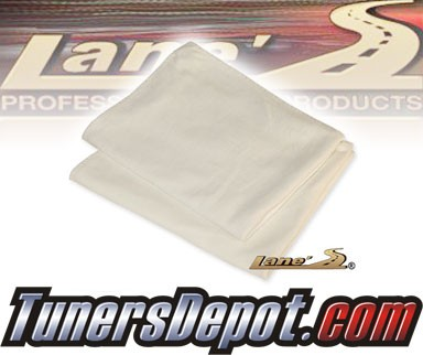 Lanes® Professional Car Care Products - Extra Gentle Polishing Cloth 2-Pack