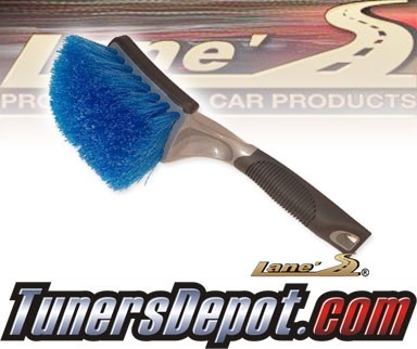 Lanes® Professional Car Care Products - Extreme Duty Fender Scrub Brush