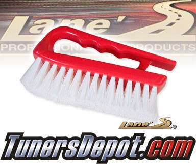 Lanes® Professional Car Care Products - Iron Style Scrub Brush